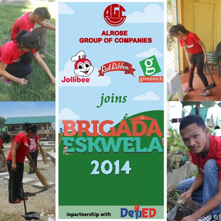 Brigada Eskwela 2014